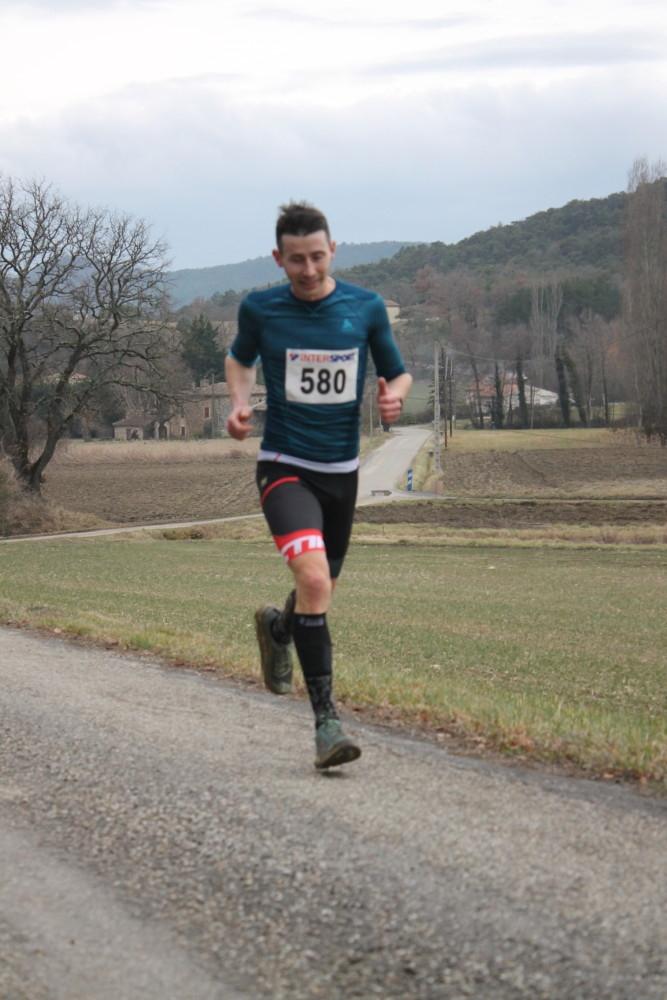 Damien Lima vainqueur du 13 km