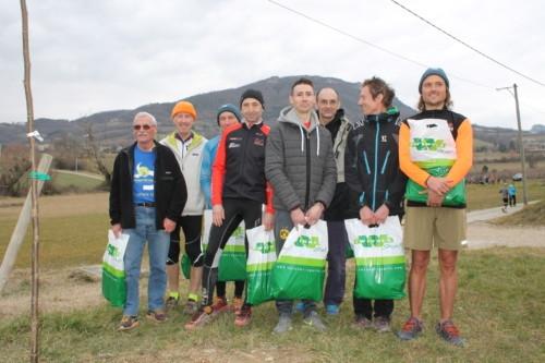 Les lauréats du 13 Km